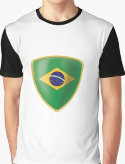 Brasil soccer team is the best Graphic T-Shirt