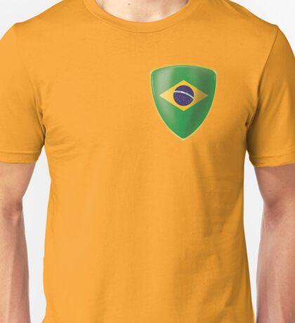 Brasil soccer team is the best Unisex T-Shirt