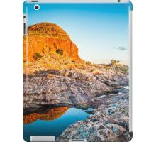 Marble Bar Pool WA iPad Case/Skin