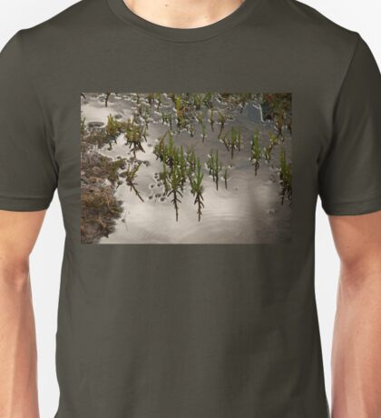 Samphire at Salthouse, Norfolk. Unisex T-Shirt