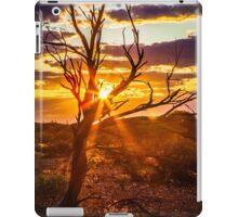 Cue Sunset WA iPad Case/Skin
