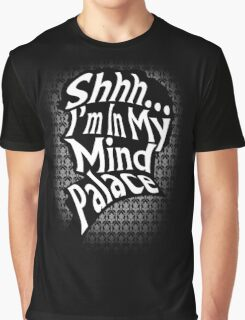 Shhh...I'm In My Mind Palace Graphic T-Shirt