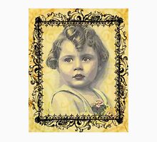 LITTLE GIRL WITH A CURL Unisex T-Shirt