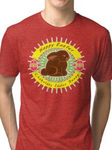 Easter bunny Tri-blend T-Shirt
