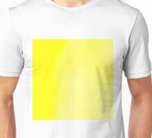 solid yellow Unisex T-Shirt