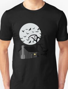Spooky Witch's House Unisex T-Shirt