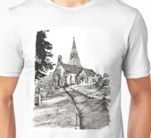 Churchyard  Unisex T-Shirt