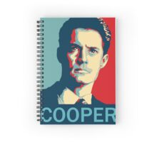 Agent Dale Cooper - Twin Peaks Spiral Notebook