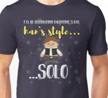 Han solo lover Unisex T-Shirt