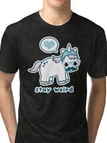 Nerdicorn Tri-blend T-Shirt