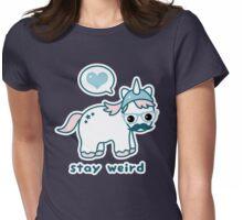 Nerdicorn Womens Fitted T-Shirt