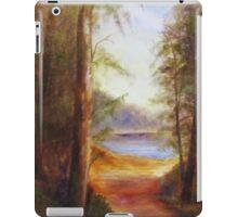 Nature's serenity iPad Case/Skin