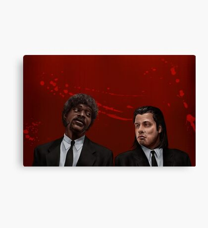 Jules & Vincent Canvas Print