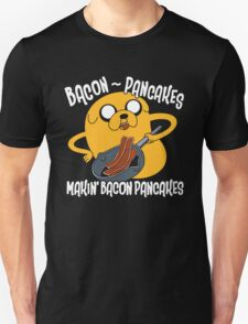 Bacon Pancakes 2 Unisex T-Shirt