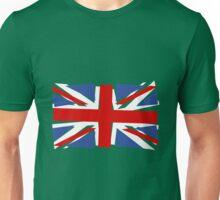 Crazy Union Jack Unisex T-Shirt