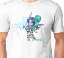 Tyrande Chibi w/name Unisex T-Shirt