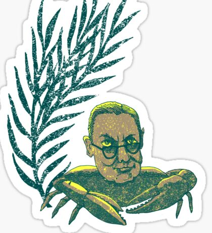 Prufrock Sticker
