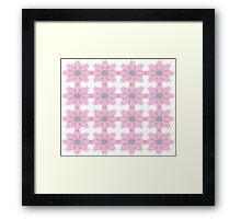 Dainty Flower Framed Print