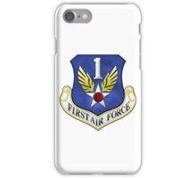 First Air Force Emblem iPhone Case/Skin