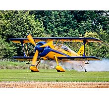 Pitts Model 12 Macho Stinker G-PXII Photographic Print