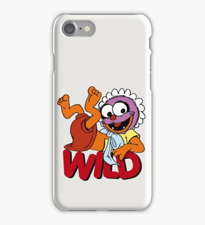 Muppet Babies - Baby Animal - Wild iPhone Case/Skin