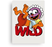 Muppet Babies - Baby Animal - Wild Canvas Print