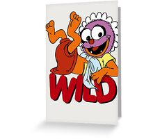 Muppet Babies - Baby Animal - Wild Greeting Card