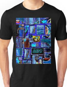 Granny's Things ART Digital Abstract Unisex T-Shirt