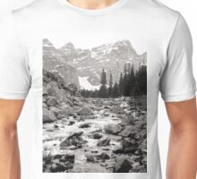 Banff National Park 1974 Series, Num 1 Unisex T-Shirt