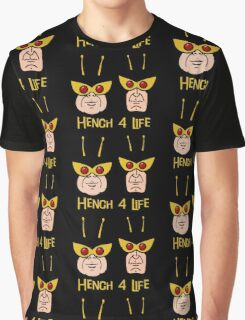 Hench 4 Life - Venture Brothers Graphic T-Shirt