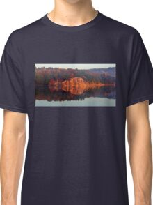 Early Morning Serenity George Lake Classic T-Shirt