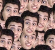 Twaimz Face Sticker