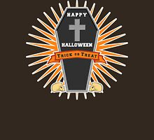 Halloween coffin Unisex T-Shirt