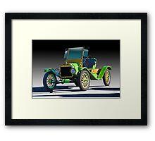 1914 Ford Model T Speedster Framed Print
