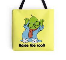 Muppet Babies - Bunsen - Raise The Roof - Black Font Tote Bag
