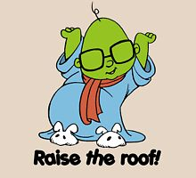 Muppet Babies - Bunsen - Raise The Roof - Black Font Unisex T-Shirt