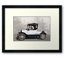 1920 Ford Model T Runabout Framed Print