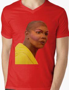 I'M NOT JOKING BITCH Mens V-Neck T-Shirt