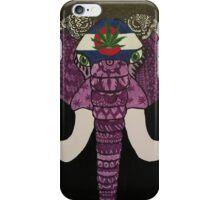 colorado elephant iPhone Case/Skin