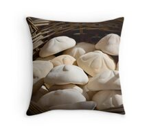 Sea Biscuits Throw Pillow