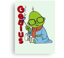 Muppet Babies - Bunsen - Genius Canvas Print