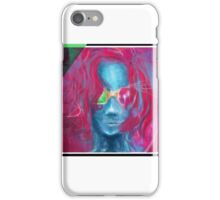 New Wave Swing iPhone Case/Skin