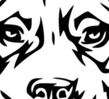 Pitbull Pit Bull Dobermann Rodvailer Sticker