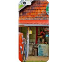 Cannon Creek General Store iPhone Case/Skin