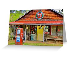 Cannon Creek General Store Greeting Card