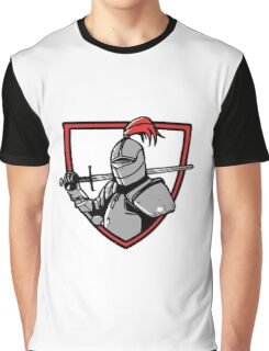 Knight of the Round Table Graphic T-Shirt
