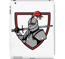 Knight of the Round Table iPad Case/Skin