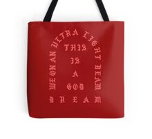 Ultralight Beam - Red Tote Bag