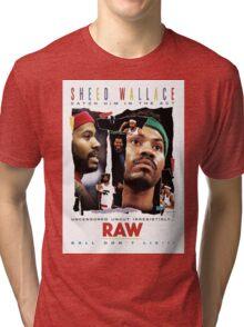 Rasheed Wallace - RAW Tri-blend T-Shirt
