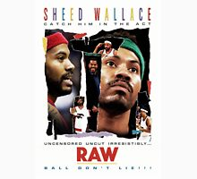 Rasheed Wallace - RAW Unisex T-Shirt